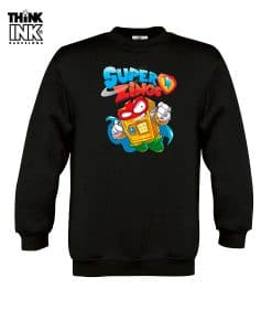 Sudadera Superzings Hardlock