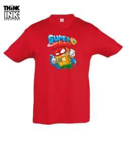 Camiseta manga corta Superzings Hardlock