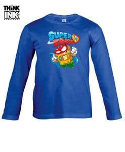 Camiseta manga Larga Superzings Hardlock