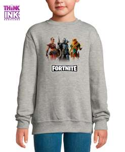 Sudadera Fortnite temporada 5