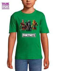 Camiseta manga corta Fortnite temporada 5