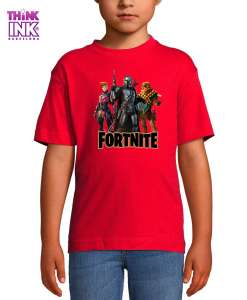 Camiseta manga corta Fortnite 5