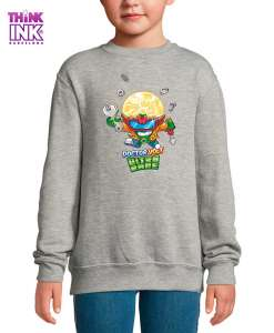 Sudadera Superzings Doctor Volt