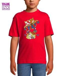 Camiseta manga corta Barça Madrid