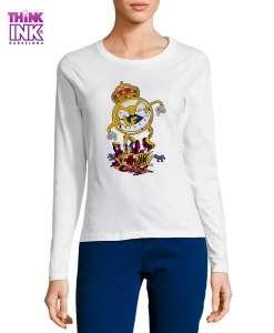 Camiseta manga larga Madrid Barça