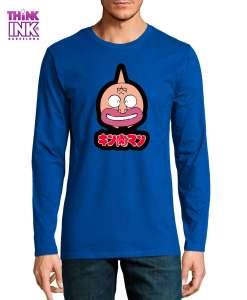 Camiseta manga larga Kinnikuman Musculman