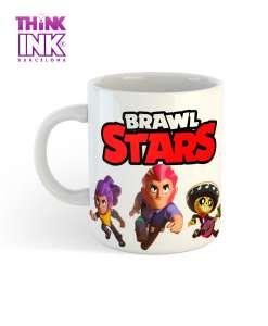 Taza Brawl Stars grupo