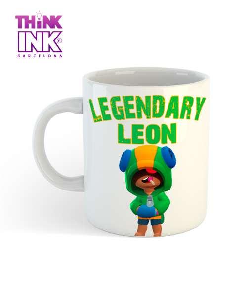 Taza Leon Legendary