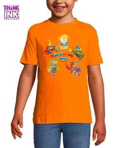 Camiseta manga corta Superthings Kazoom Kids